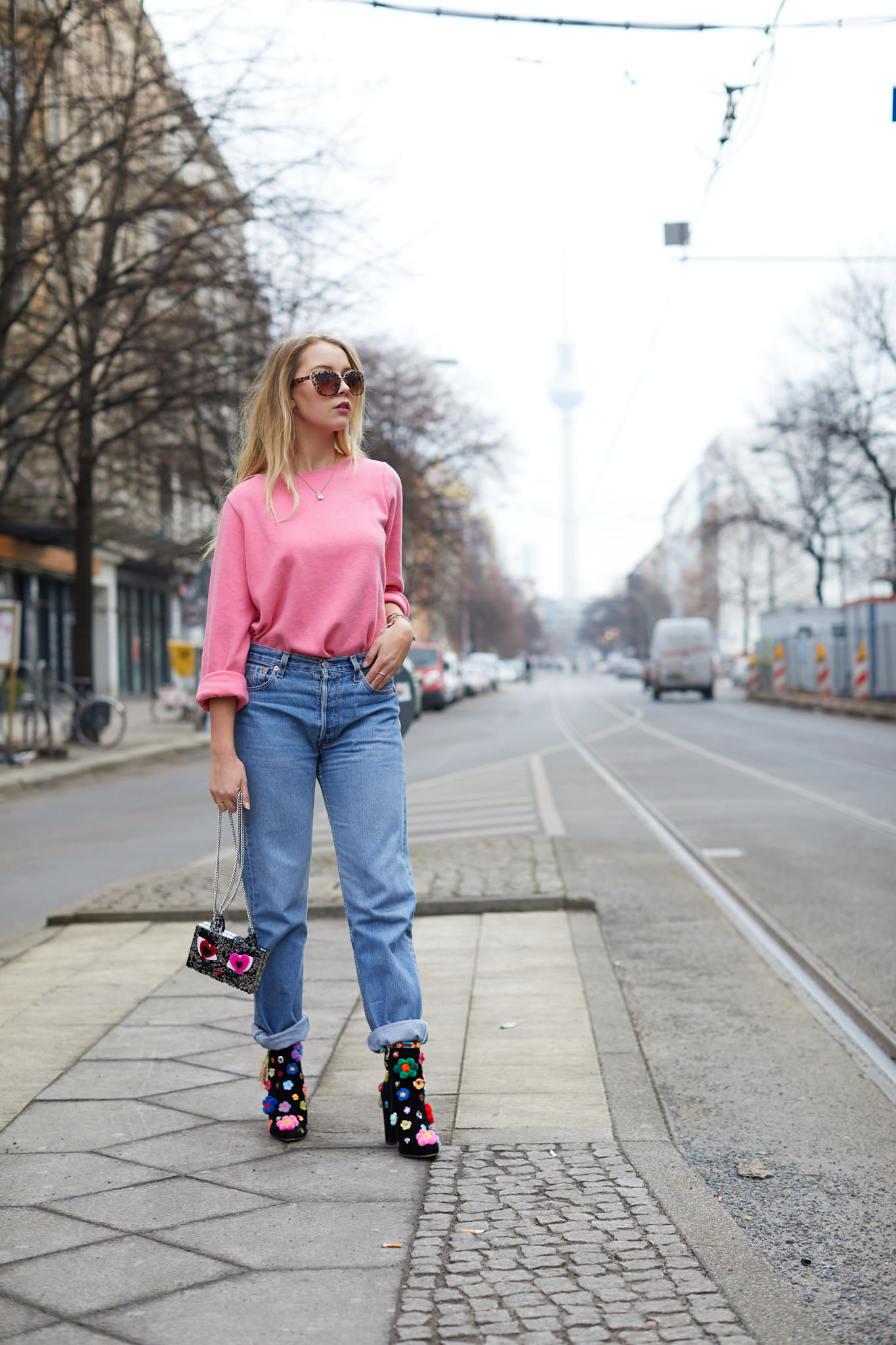 PINK IN BERLIN