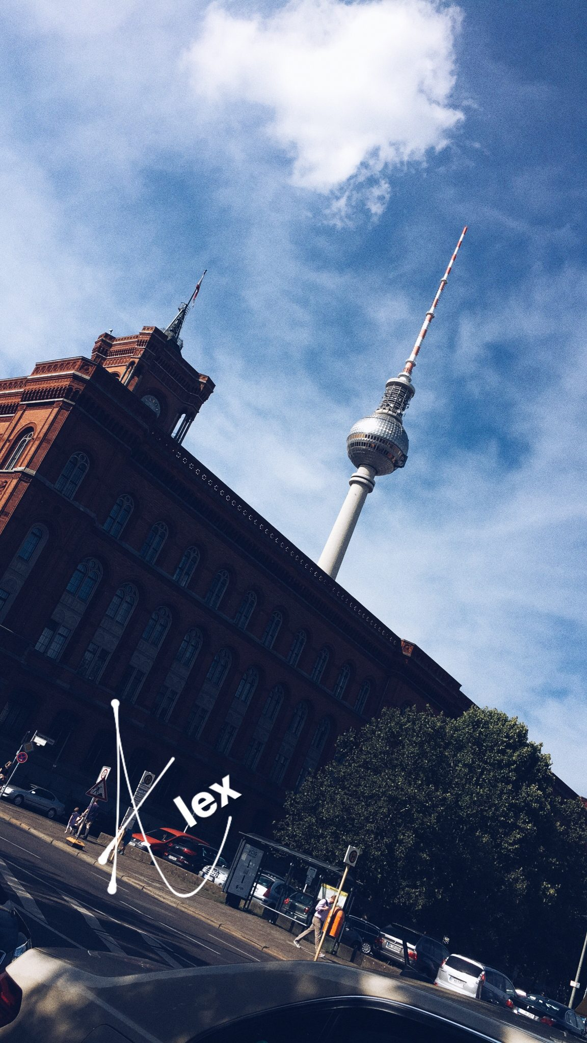 Rotes Rathaus 24h Berlin Tipps
