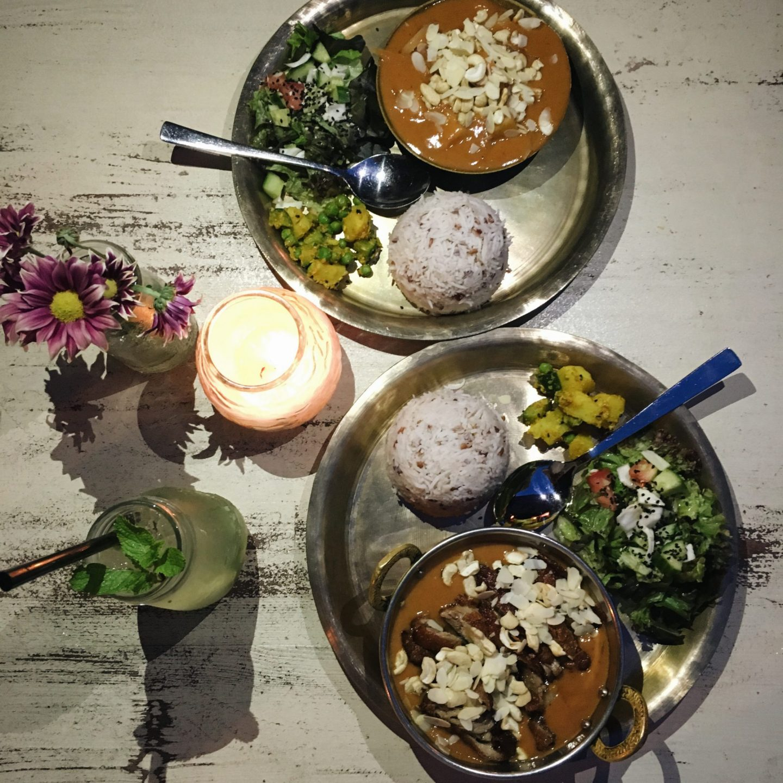 Restaurant Tipp Berlin mitho cha gesund vegan