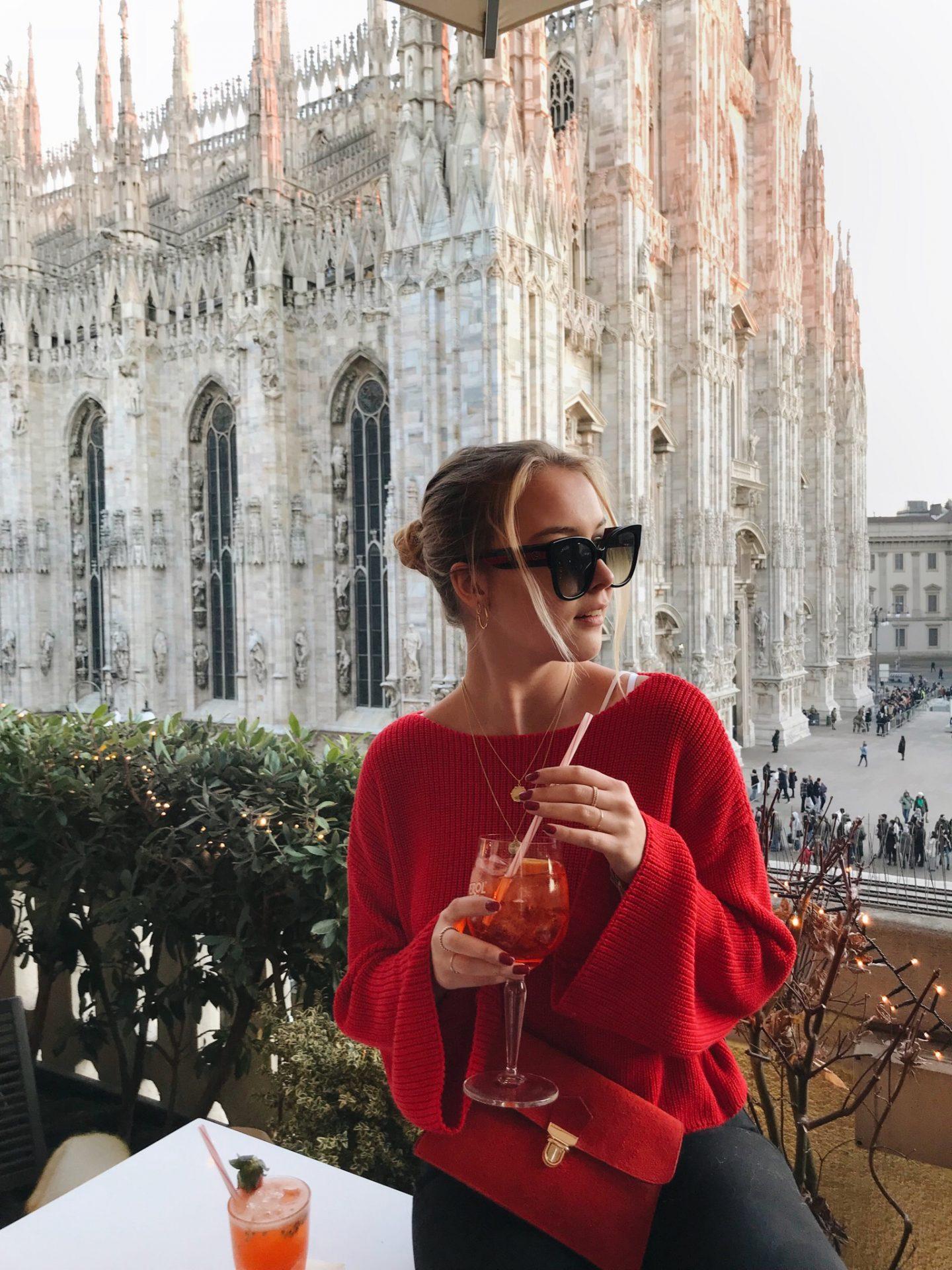Mailand Wochenende Kurztiripp Terazza Aperol