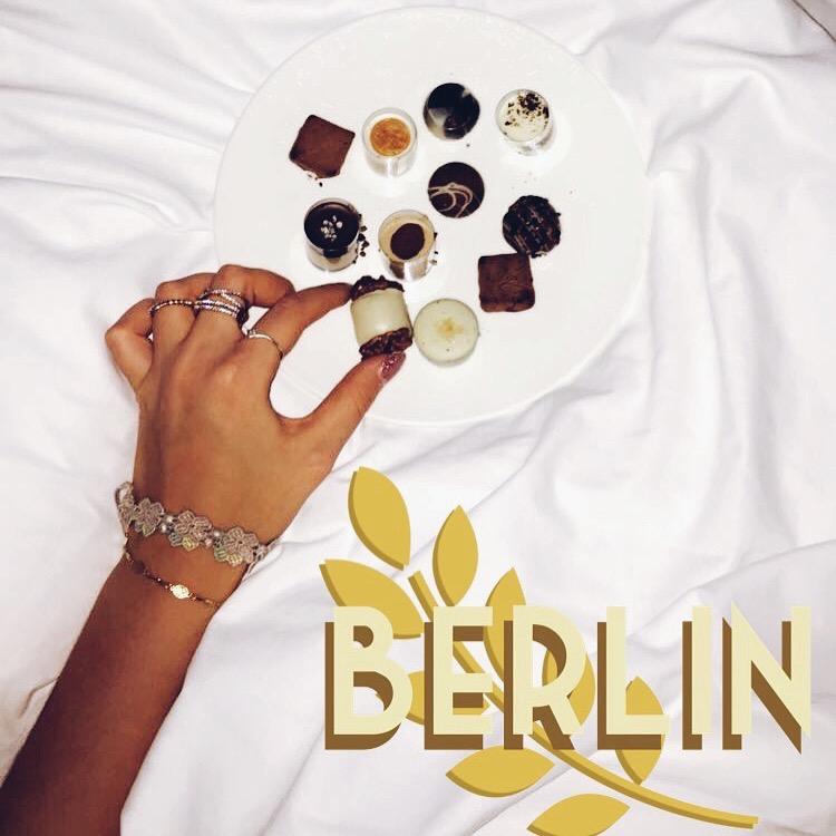 Berlin Fashion Blogger Cosmo Hotel