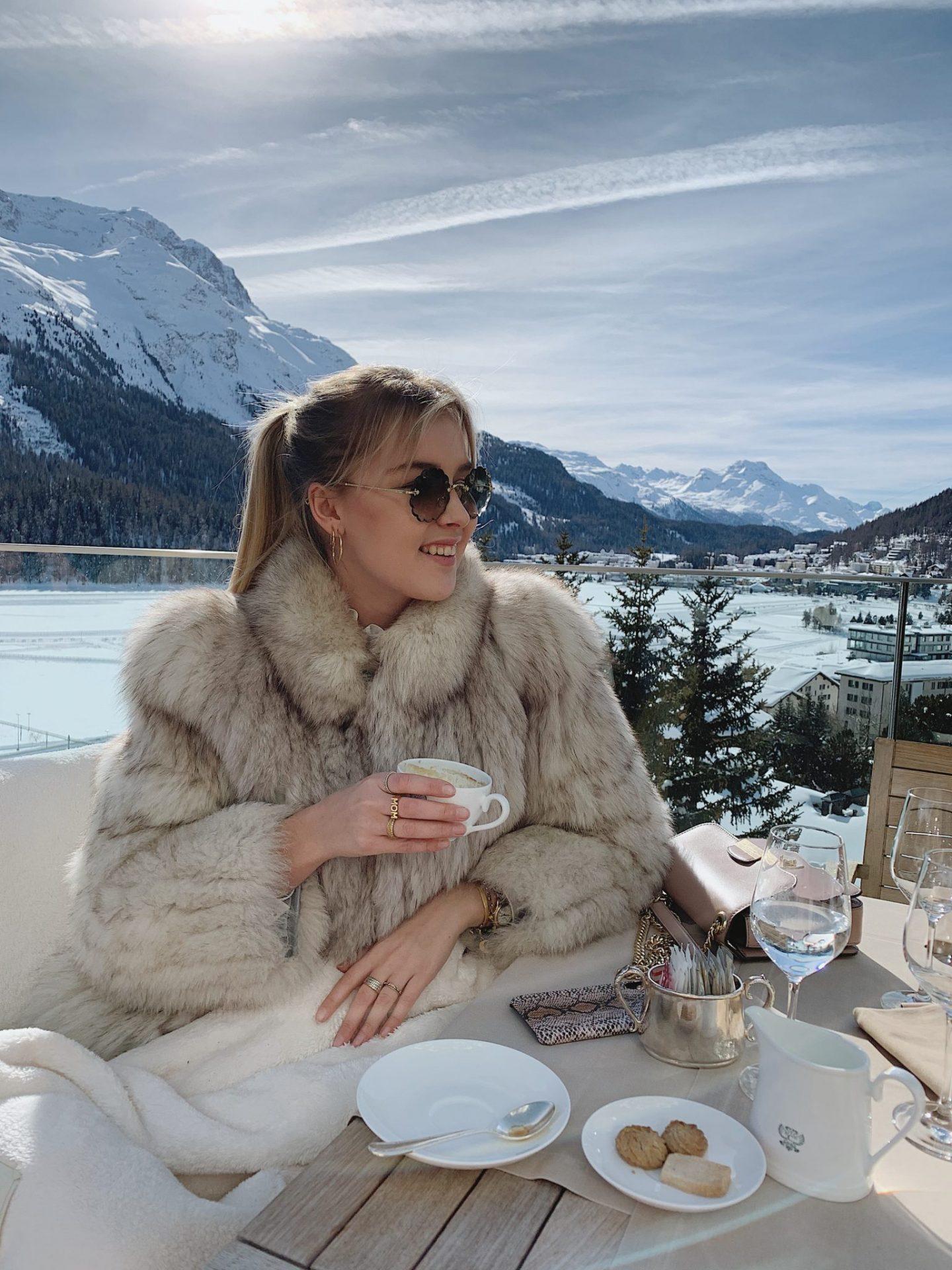 exklusives Wochenende – Carlton Hotel St Moritz